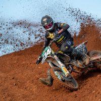 Kay de Wolf maakt sterk Grand Prix MX2 debuut in Rusland