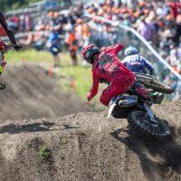 Kay de Wolf pakt podiumplaats in zijn allereerste Nederlandse Grand Prix