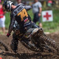 Kay de Wolf komt dichtbij top vijf plaats in Grand Prix MX2 Loket