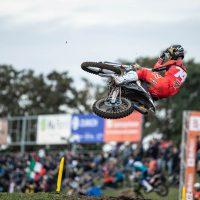 Kay de Wolf zesde in Grand Prix MX2 in Duitsland